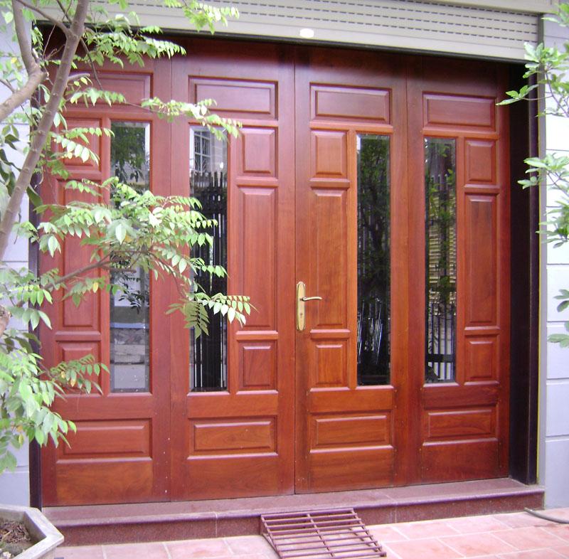 Chất liệu gỗ trong nội thất gia đình