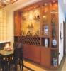 Một số lưu ý về phong thủy khi bài trí tủ rượu trong phòng ăn