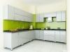 Tủ bếp chữ L - giải pháp ưu việt cho nhà chung cư nhỏ