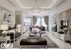 Xu hướng thiết kế nội thất chung cư 90m2 độc đáo