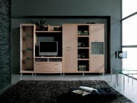 Kệ ti vi, tủ rượu - nội thất thông minh cho phòng khách