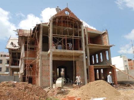 Những quy tắc cơ bản cần biết trước khi xây nhà