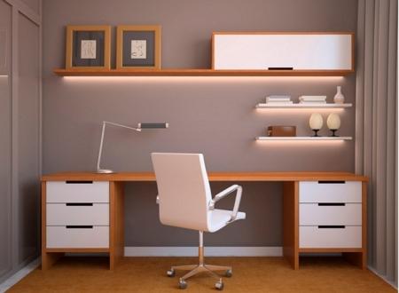 Lựa chọn các loại gỗ thích hợp cho bàn làm việc