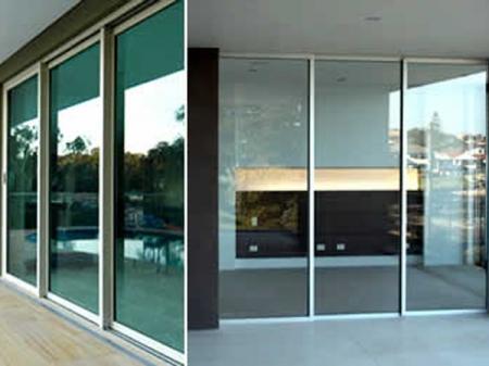 Vật liệu cửa kính cho ngôi nhà thêm thông thoáng