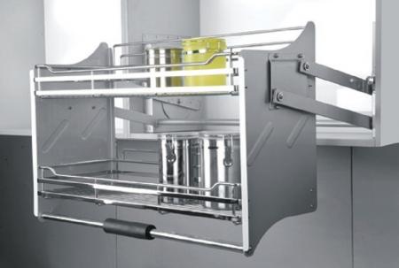 Lựa chọn phụ kiện tủ bếp chuẩn