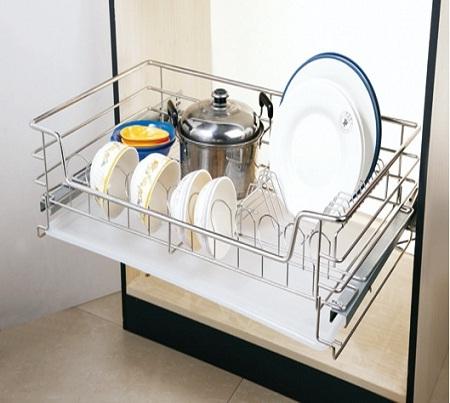Những phụ kiện cần có cho tủ bếp