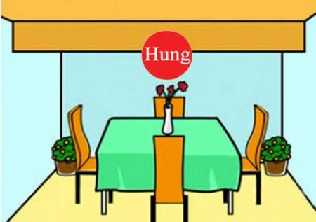 Phòng ăn như thế nào được cho là hợp phong thủy?