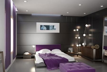 Những lưu ý khi chọn vị trí cho đầu giường