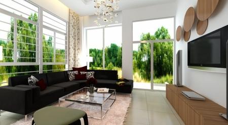 Những yếu tố giúp phòng khách đẹp hơn