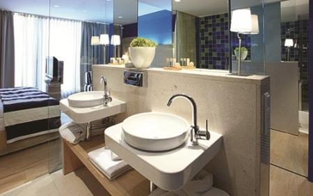 Phong thủy cho nhà tắm hiện đại