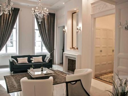 Mẫu thiết kế nội thất chung cư đẹp, sang trọng nhất 2020