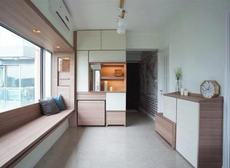 Chiêm ngưỡng 5 mẫu thiết kế căn hộ chung cư nhỏ tuyết đẹp.