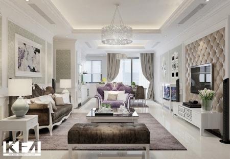 101 mẫu thiết kế nội thất chung cư đơn giản năm 2020