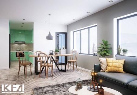 Kinh nghiệm thiết kế nội thất chung cư nhỏ bạn không nên bỏ qua