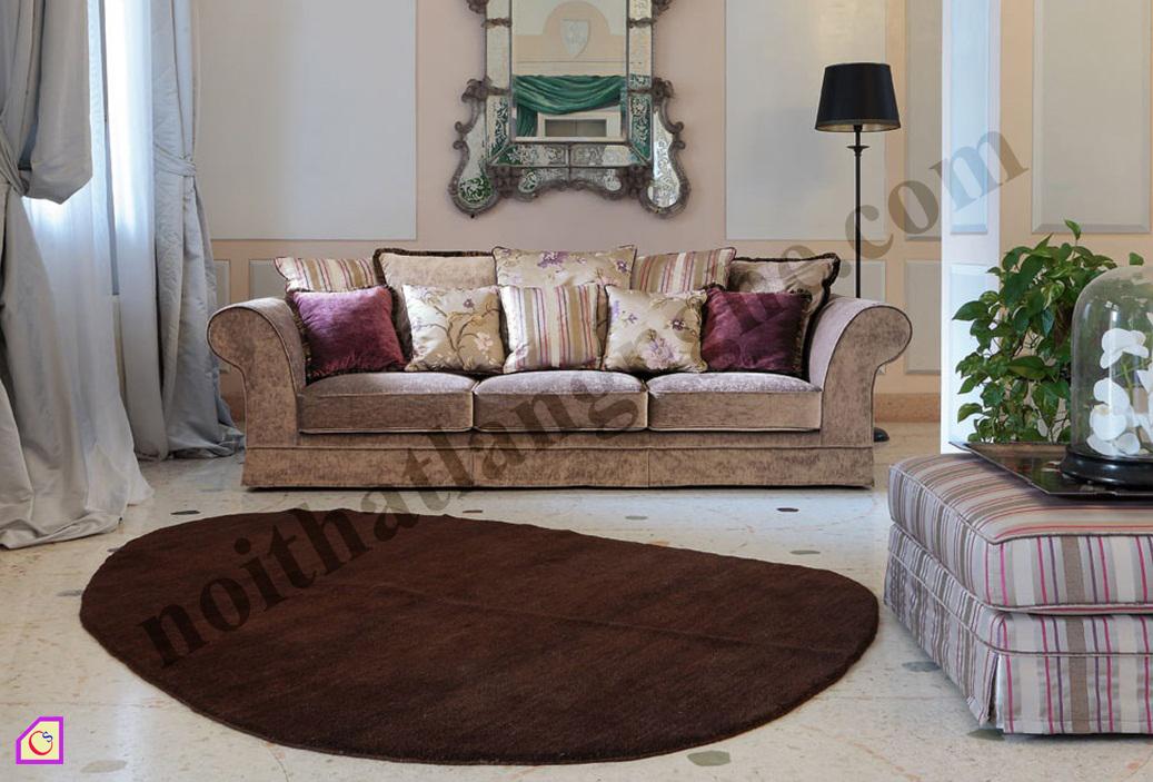 Sofa nỉ phong cách châu âu SFN_10