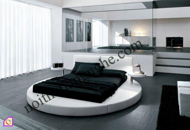 Giường ngủ tròn GN_22