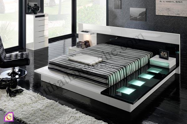 Giường ngủ hiện đại GN_23