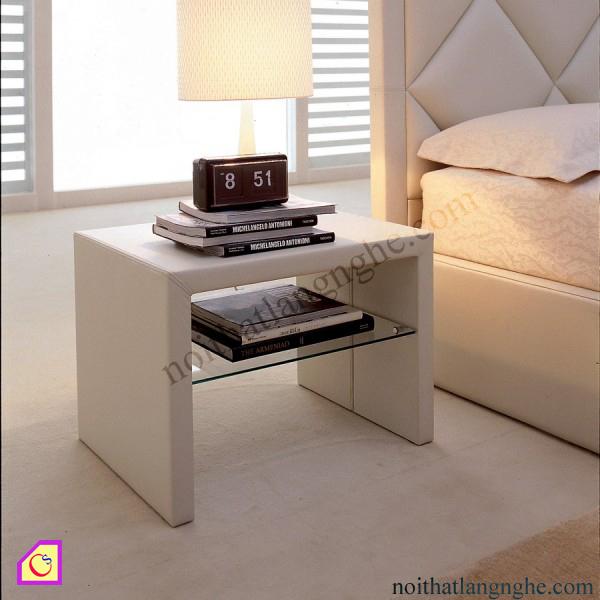 Tủ đầu giường bọc da TDG_46