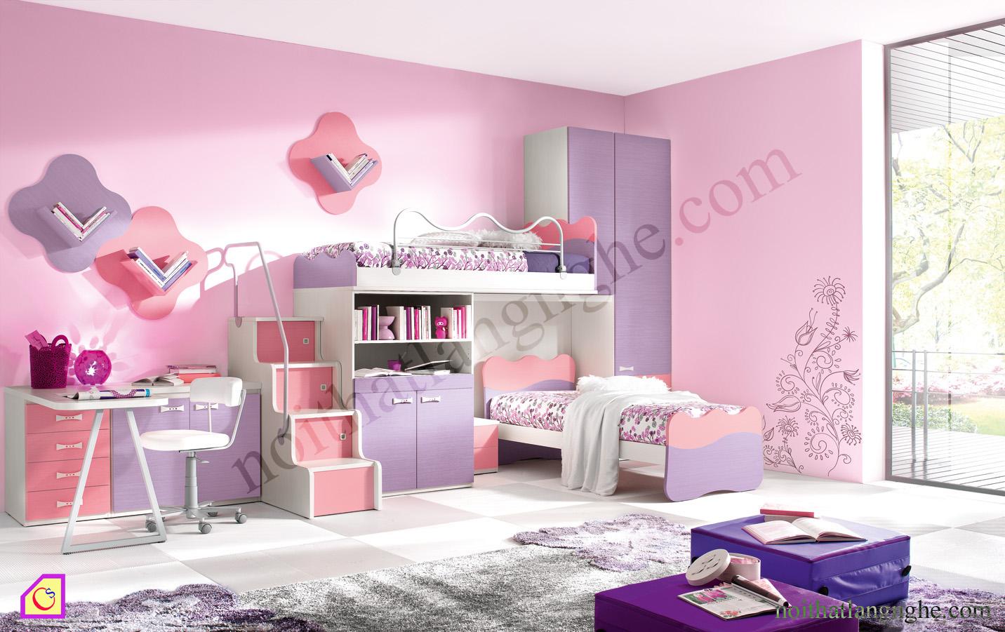 Giường tầng GT_14