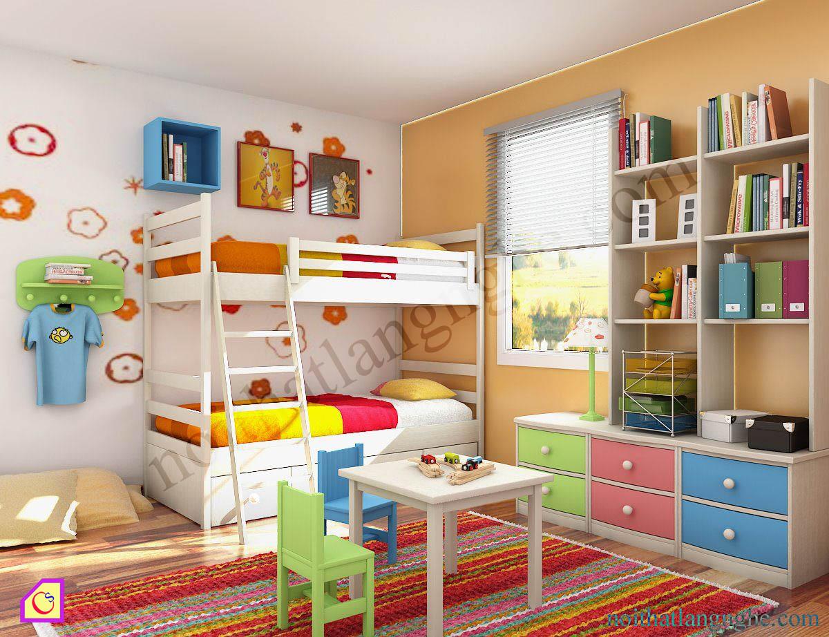 Giường tầng GT_26