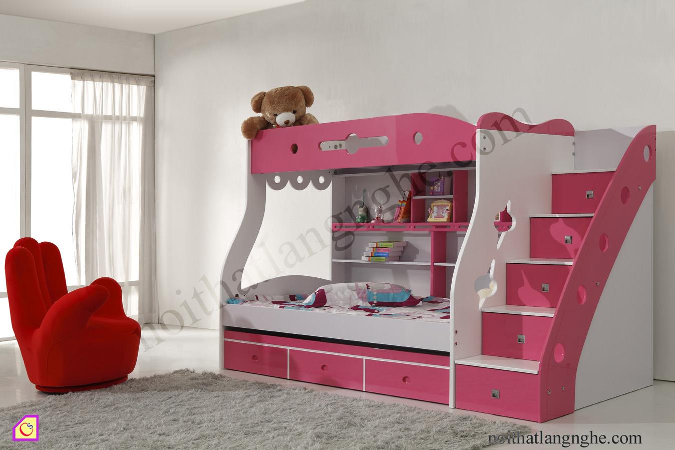 Giường tầng GT_32