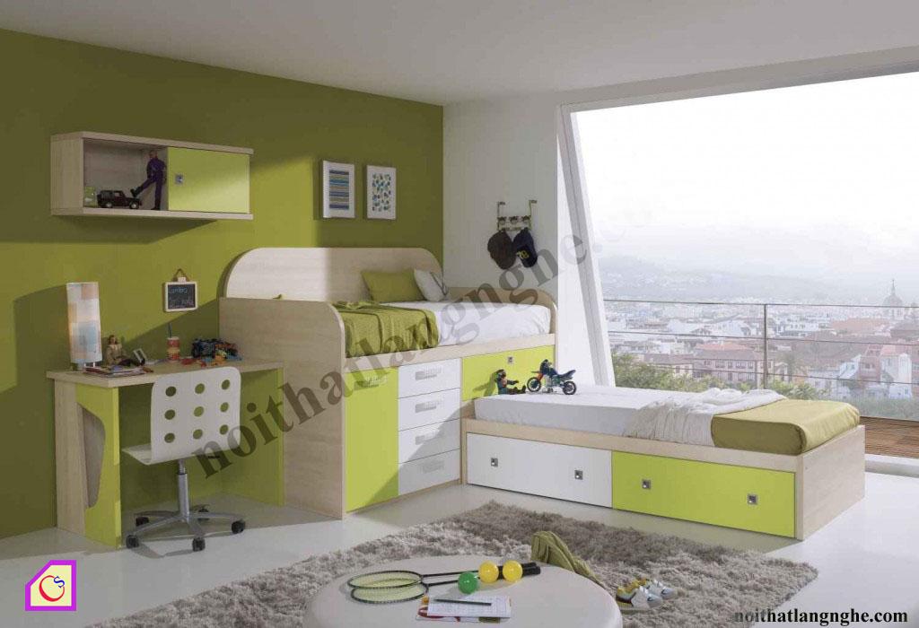 Phòng ngủ cho bé PNT_19