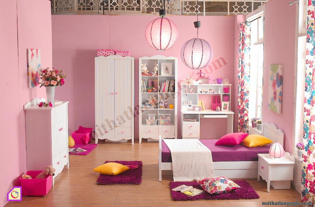 Phòng ngủ cho bé PNT_28