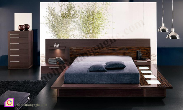 Giường ngủ Acrylic GN_31