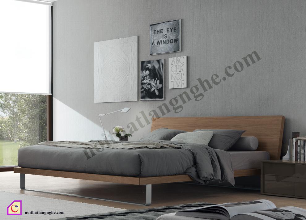 Giường ngủ chân inox GN_36