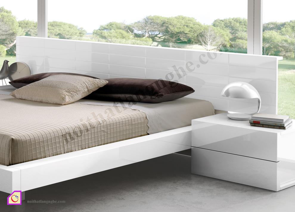 Giường ngủ Acrylic GN_38
