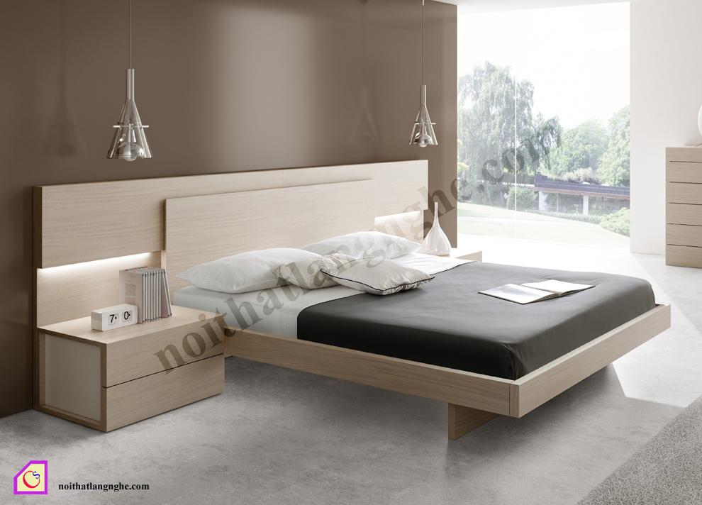 Giường ngủ Laminate GN_39