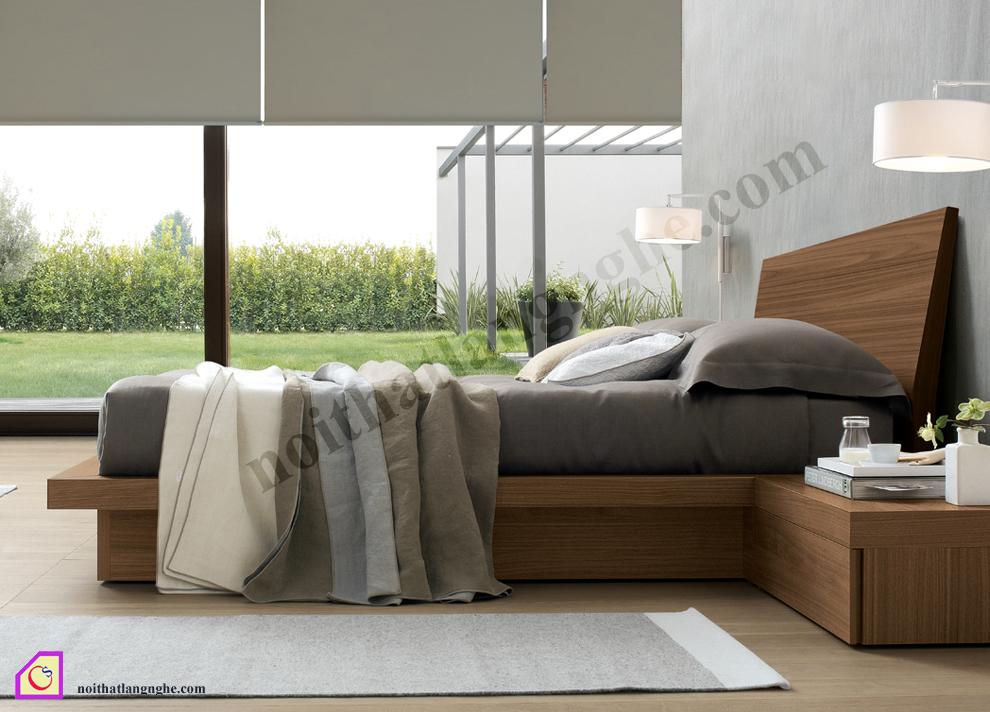 Giường ngủ Melamine GN_49