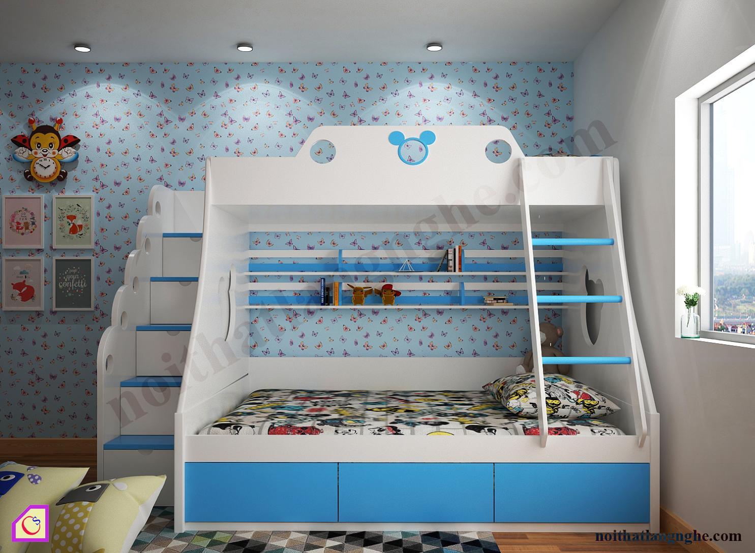 Giường tầng GT_46