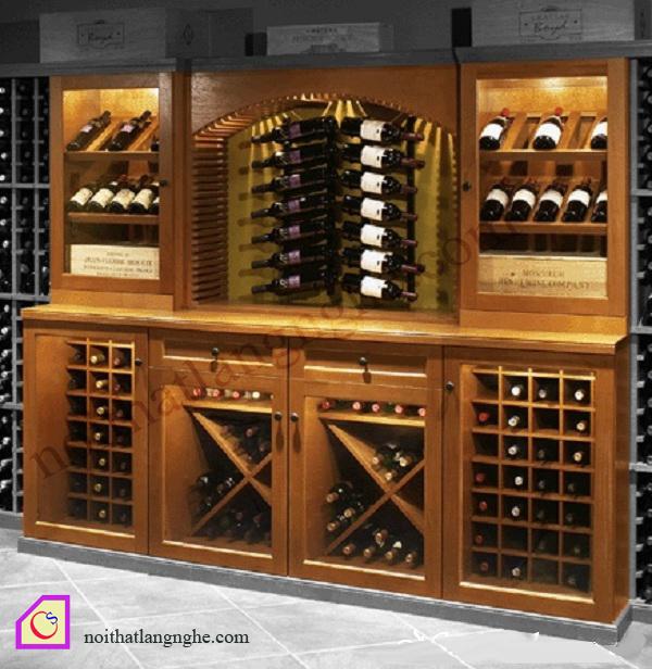 Tủ rượu cổ điển TR_53