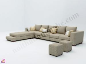 Sofa nỉ SFN_06