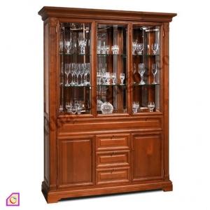 Nội thất phòng khách:Tủ rượu cổ điển TR_05
