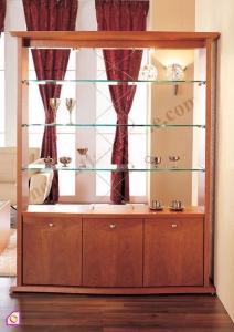 Nội thất phòng khách:Tủ rượu trang trí 07