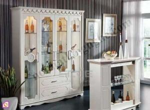 Nội thất phòng khách:Tủ rượu phong cách châu âu TR_10