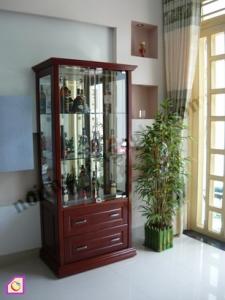 Tủ rượu hiện đại TR_19