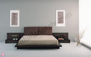Nội thất phòng ngủ:Giường ngủ GN_01