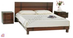 Nội thất phòng ngủ:Giường ngủ gỗ Gụ GN_04