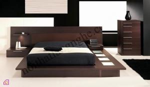 Nội thất phòng ngủ:Giường ngủ hiện đại GN_06