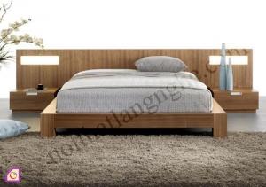 Nội thất phòng ngủ:Giường ngủ GN_07