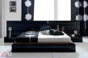 Nội thất phòng ngủ:Giường ngủ hiện đại GN_08