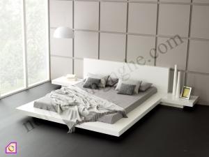 Nội thất phòng ngủ:Giường ngủ hiện đại GN_14