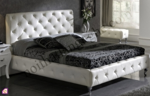 Nội thất phòng ngủ:Giường ngủ phong cách châu âu GN_11
