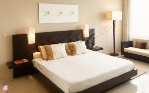 Nội thất phòng ngủ:Giường ngủ GN_18