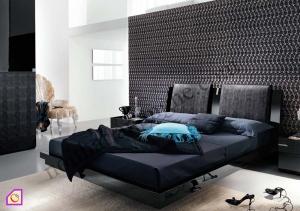 Nội thất phòng ngủ:Giường ngủ hiện đại GN_21