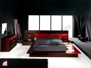 Nội thất phòng ngủ:Giường ngủ hiện đại GN_19
