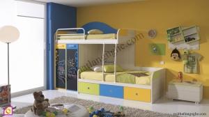 Giường tầng:Giường tầng GT_37